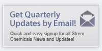 Get Quarterly Updates by Email