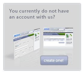 You don't have an account with us? Create one now!